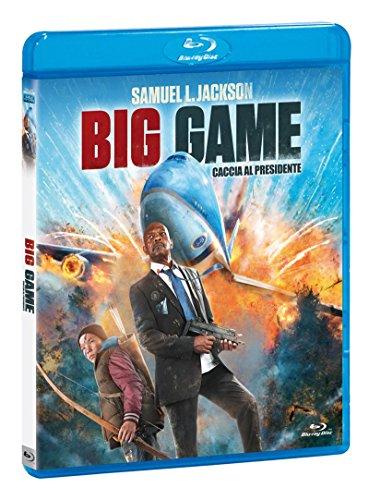 big game - caccia al presidente (blu ray)