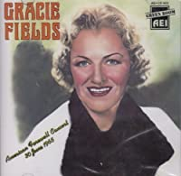 American Farewell Concert: 30 June 1965 by Gracie Fields
