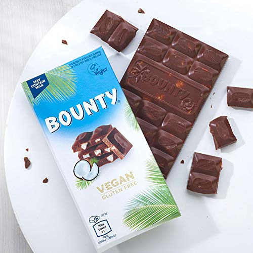 Bounty Vegan Gluten Free bar 100g