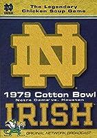 1979 Cotton Bowl Notre Dame [DVD] [Import]