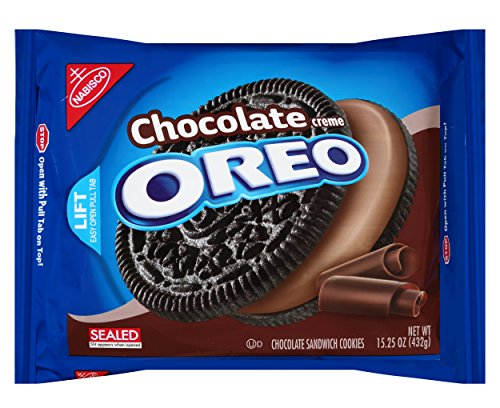 Oreo Schokoladencrème-Cookies (432g), 1er Box
