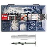 TOX Surtido estándar Plug & Play 320 pz., 1 piezas, 01190101