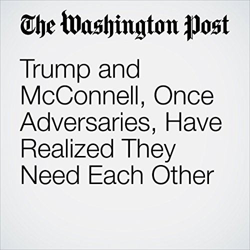 Trump and McConnell, Once Adversaries, Have Realized They Need Each Other copertina