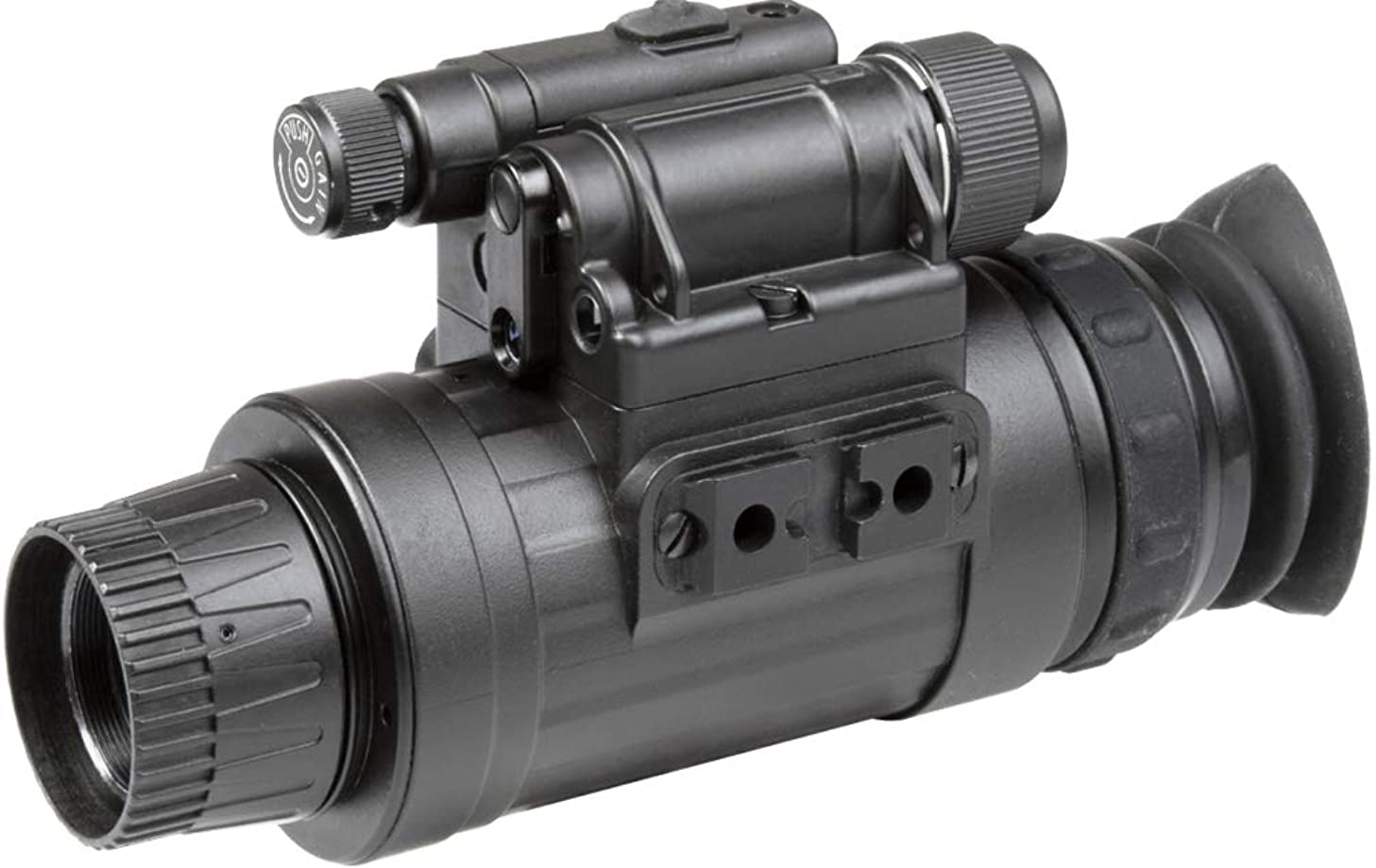 PRG Defense 11W14122103031 Model Wolf-14 NL3 Mul-Purpose Night Vision Monocular, Gen 2+