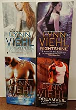 The Kyndred Novels - Set of Books 1-4 - Shadowlight, Dreamveil, Nightshine and Frostfire