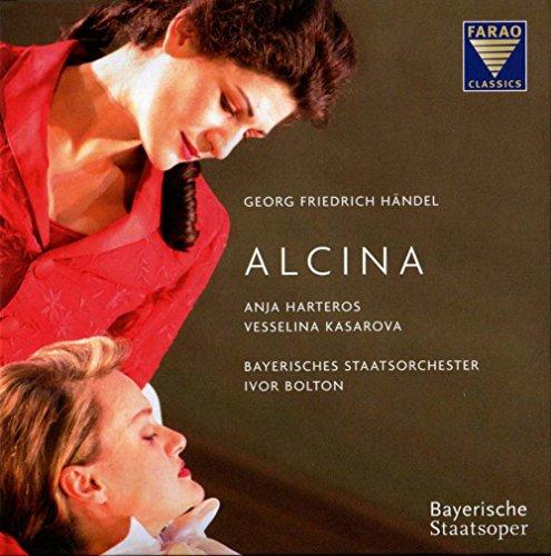 Georg Friedrich Händel: Alcina (Gesamtaufnahme) - Liveaufnahme aus dem Münchner Prinzregententheater während den Opernfestspielen im Juli 2005