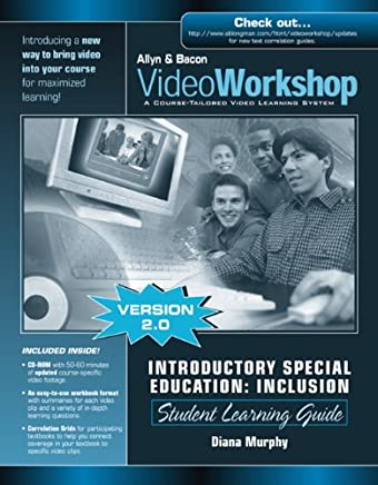 Introductory Special Education and Inclusion Student Learning Guide VideoWorkshop
