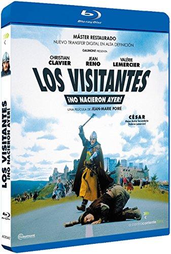Los Visitantes no nacieron ayer [Blu-ray]
