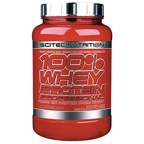 100{e5f3260c2b693d29daa19e6b0dd9954343be18416ab26298abf24a6056e80e16} Whey Protein Professional - 920g - Schokolade-Haselnuss