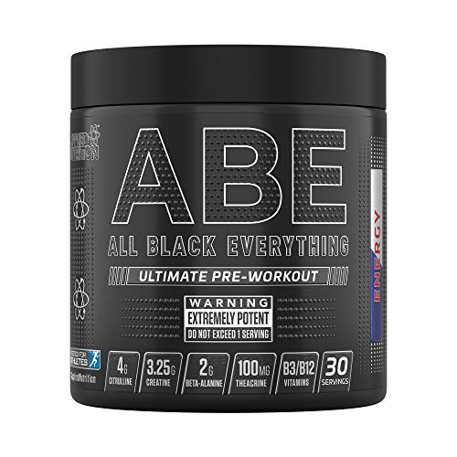 Applied Nutrition ABE (All Black Everything) 315g Energie