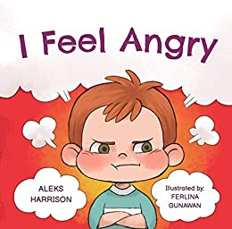 I Feel Angry by Aleks Harrison ebook deal