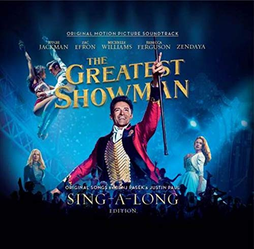 Greatest Showman Ost (Sing Along Edition/Booklet)
