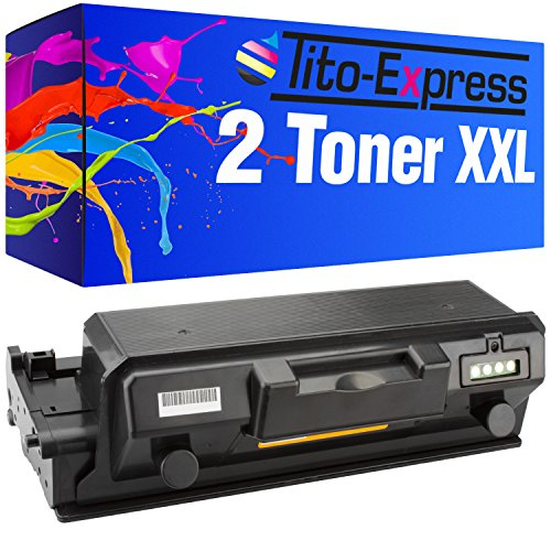 Tito-Express PlatinumSerie 2 Toner XXL kompatibel mit Samsung MLT-D204L ProXpress M3325ND M3375FD M3825DW M3825D M3825ND M3875FW M4025ND