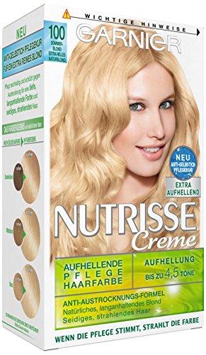 Garnier Nutr. Creme Pfl. Intensiv Color.100 ExtraHelles Naturbl.