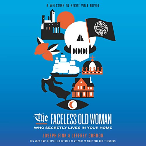 Couverture de The Faceless Old Woman Who Secretly Lives in Your Home