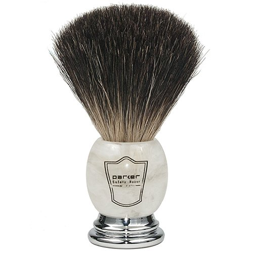 Parker Safety Razor 100% Premium Black Badger...