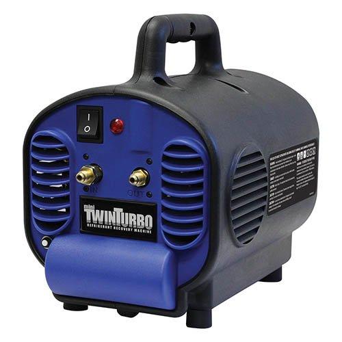 Mastercool 69400 Mini Twin Turbo Refrigerant Recovery Machine