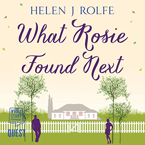 What Rosie Found Next audiobook cover art