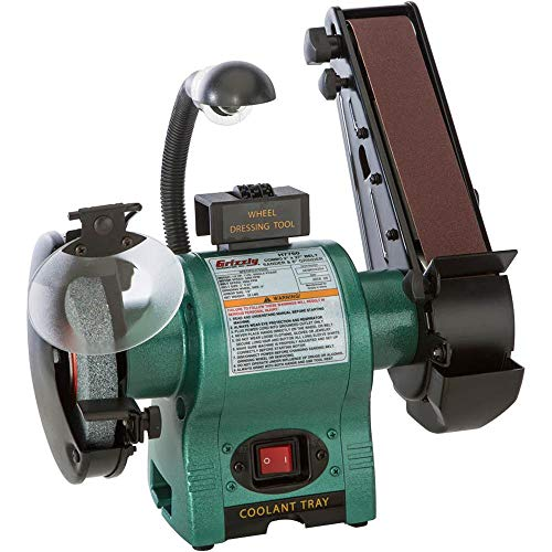 Grizzly Industrial Combo Belt Sander/Grinder