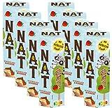Cereales Nestlé NAT Granola Choco Fresa 270g - Pack de 8