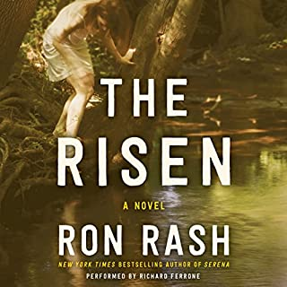 The Risen cover art