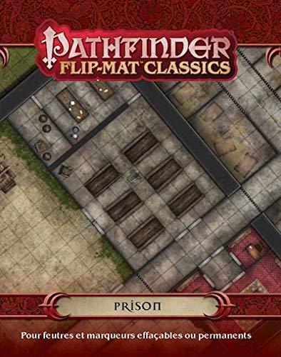 Pathfinder Flip-Mat • Prison