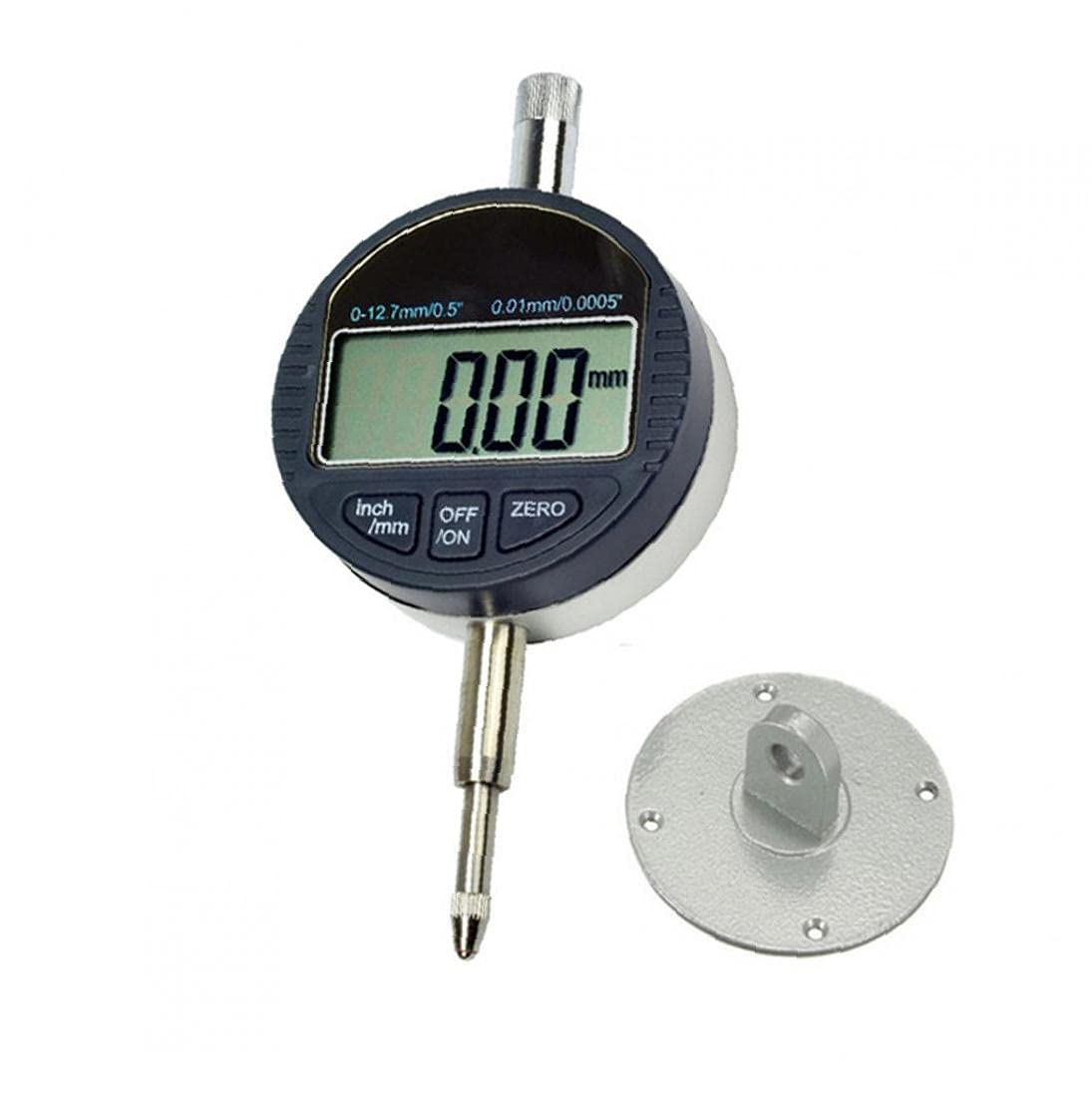 Digital Dial Indicator Fresno Mall 0.01mm Electronic Award Test Gauge R Probe