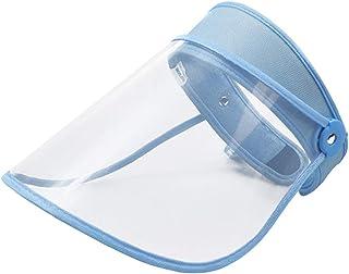 rose Transparente Anti-Spucken Gesichtsschutz Anti-Speichel Schutzvisier Vollgesichtsabdeckung