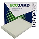 2012 Ford Fusion Air Filter Boxes & Components - ECOGARD XC36099 Premium Cabin Air Filter Fits Ford Fusion 2010-2012 | Lincoln MKZ 2010-2012 | Mercury Milan 2010-2011