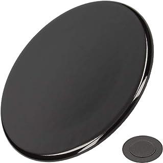 Chapeau bruleur rapide noir Diam.100mm Plaque de cuisson C00052931 INDESIT