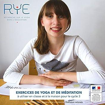 Exercices de yoga et de méditation à utiliser en classe et à la maison (pour le cycle 3)
