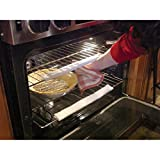 Camerons ORG Double Jaz Innovations Oven Rack Guard Burn Protection, Small, White
