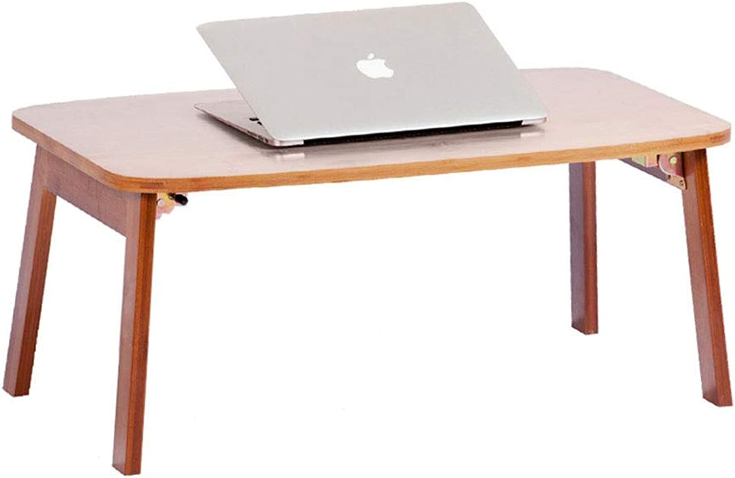 Tables Coffee Table Bedroom Small Coffee Table Household Tatami Table Learning Folding Table Balcony Bay Window Tea Table Laptop Table (color   Brown, Size   60  40  26cm)