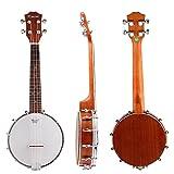 Banjo Ukulele Banjos Ukelele Uke Concert Type 4 String 23 Inch (MI1661)