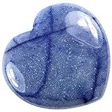Vibraciones Cristallines Corazón de aventurina azul