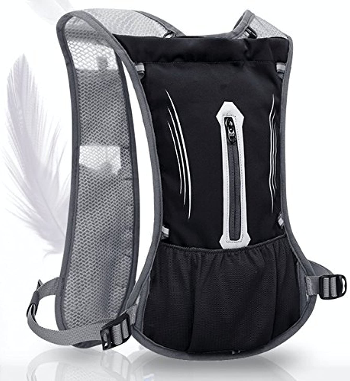 便益動作神経障害ANOTHER DIMENSION [超軽量190g] ランニングバッグ ランニングリュック サイクリングバッグ サイクリングリュック ハイドレーションバッグ