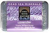 Dead Sea Mineral Lavender Soap