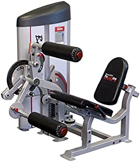 Ironcompany.com Body-Solid S2LEC Pro ClubLine Series II Dual Function Leg Extension and Leg Curl Machine - Commercial Proclub Line Circuit Strength Machine for Legs