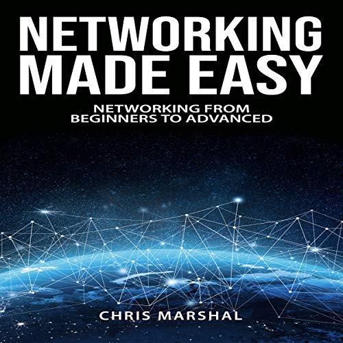 『Networking Made Easy: Networking from Beginners to Advanced』のカバーアート