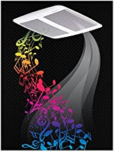 Broan-NuTone SPKACC Sensonic QT Series Speaker Accessory with Bluetooth Wireless Technology for Bathroom and Home Ventilation Fans (Fan Not Included)