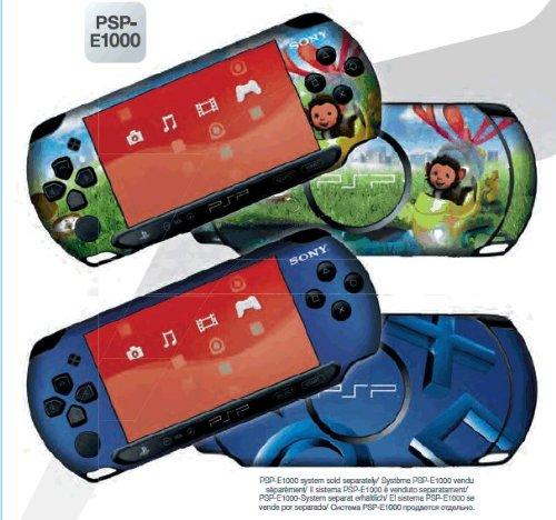 Cover PSP E-1000 Eye Pet [Importación italiana]