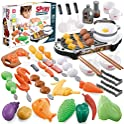 69-Pieces Feiboo BBQ Kitchen Play Set
