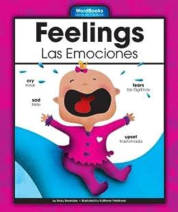 Feelings/Las Emociones (WordBooks/Libros de Palabras) by [Mary Berendes, Kathleen Petelinsek]