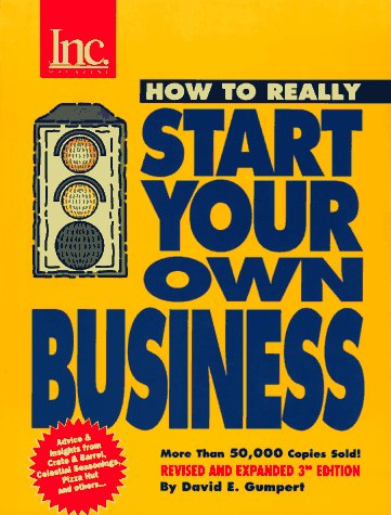 How To Really Start Your Own Business: Third Edition