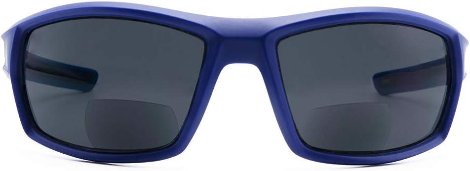 VITENZI Bifocal Sunglasses TR90 2021 model Wraparound U Reading Max 76% OFF Readers for