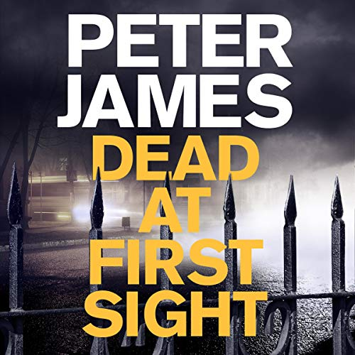 Couverture de Dead at First Sight