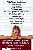 Bridget Jones's Diary Movie Poster (68,58 x 101,60 cm)