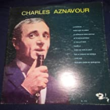 Charles Aznavour - Accompagne Par Paul Mauriat Et Son Orchestre (Barclay // Vinyl)