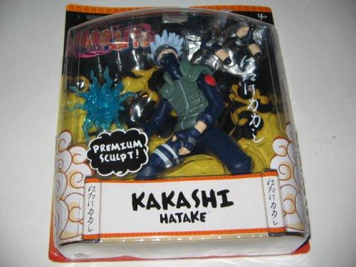 Naruto 8 inch > Kakashi Hatake Premium Sculpt Action Figure
