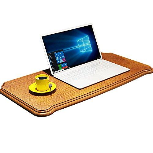 MEIDUO Tables Table de cuisine en bois se pliante fixée au mur pour le mur 80 * 40cm Bureau d'ordinateur